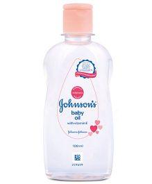 Johnson's Baby Oil - 100 ml