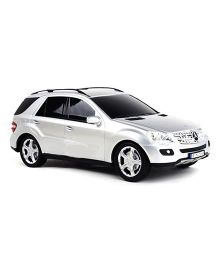 Flyers Bay Remote Controlled Mercedes Benz M Class Silver -