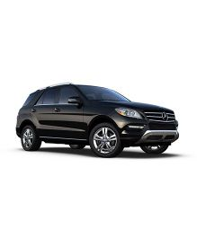 Flyers Bay Remote Controlled Mercedes Benz M Class - Black