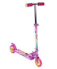 Flyer's Bay Scooter Disney Princess Print - Pink