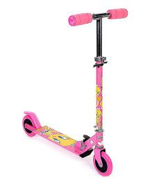 Flyer's Bay Scooter Tweety Print - Pink