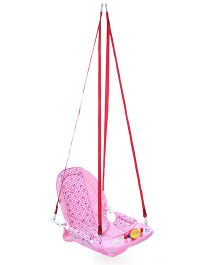 New Natraj Cozy Swing Deluxe Small Bear Print - Pink