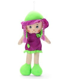 Baby Candy Doll Purple Green - 25 Inches