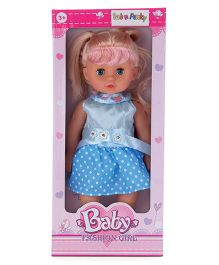 Baby Fashion Doll - Blue