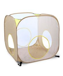 Baby Play Tent House - Yellow