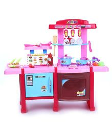 Baby Kitchen Set (Color May Vary)