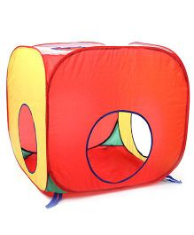 Baby Play Tent House - Red Yellow
