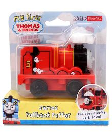 Thomas And Friends Puffer Engines - Red