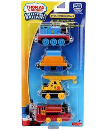Thomas And Friends Spring Mix Train Set - Pack Of 4