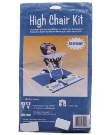 Charmed Celebrations Mr Turtle Hair Chair Kit - Blue
