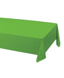 Charmed Celebrations Table Cover - Green