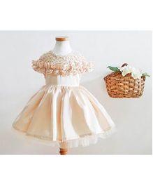 Dress My Angel Greek Goddess Dress - Beige