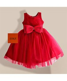 Dress My Angel Your Highness Dress - Red