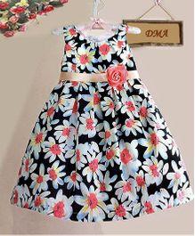 Dress My Angel Ms Muffet Dress - Multicolour