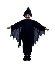 SBD Crow Theme Costume - Black
