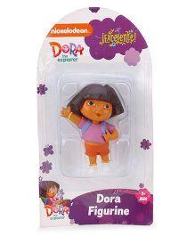Dora Figure Purple Orange - 8 cm