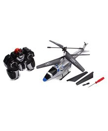 Remote Controlled Helicopter - Silver