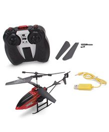 Levin Remote Control Helicopter - Red
