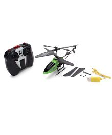 Levin Remote Control Helicopter - Green