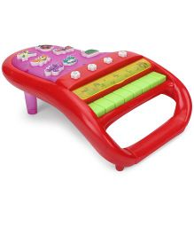Baby Musical Piano Toy (Color May Vary)
