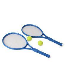 Baby Badminton Racket Set - Blue