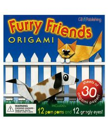 Furry Friends Origami - English