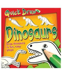 Quick Draw Dinosaurs - English