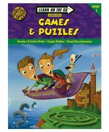 Games & Puzzles Grade 1 - English