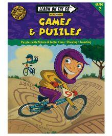Games & Puzzles Grade 2 - English