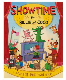 Showtime For Billie And Coco - English