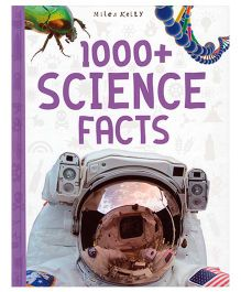 1000 Plus Science Facts - English