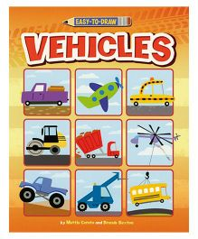 Easy to Draw Vehicles - English