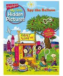 Spy The Balloon -  English