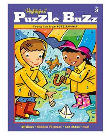 Puzzle Buzz No 3 - English
