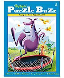 Puzzle Buzz No 5 - English6