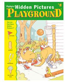 Hidden Pictures Playground No 4 - English
