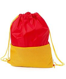 Li'll Pumpkins Mesh Backpack - Red