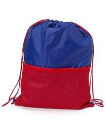 Li'll Pumpkins Mesh Backpack - Blue