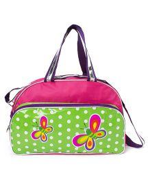 Li'll Pumpkins Butterfly Bags - Green