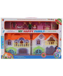 Baby Musical My Family House - Multicolor