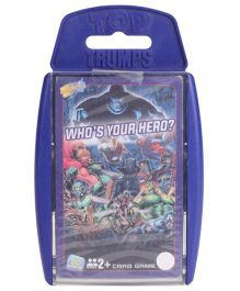 Top Trumps Marvel Universe Super Deluxe Card Game - 30 Pieces