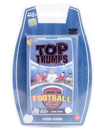 Top Trumps Football Euro 2016 Deluxe Card Game - 30 Pieces
