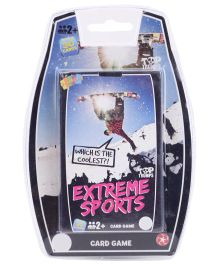 Top Trumps Extreme Sports Deluxe Card Game - 30 Pieces