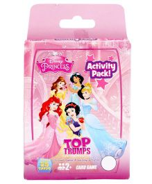 Top Trumps Disney Princess Card Game - 25 Pieces