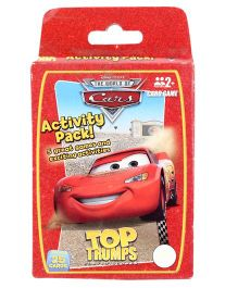 Top Trumps Pixar Cars Card Game - 26 Pieces