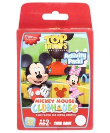 Top Trumps Mickey Mouse Clubhouse Card Game - 25 Pieces