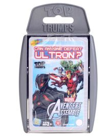 Top Trumps Avengers Assemble Super Deluxe Card Game - 30 Pieces