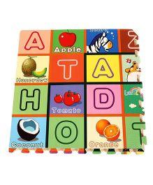 Alphabet Puzzle Set - Multicolor