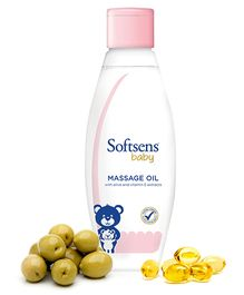 Softsens Baby Massage Oil - 200 ml