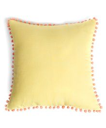 Masilo Cushion Cover - Yellow